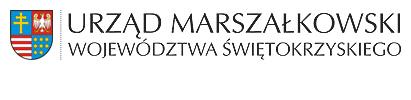 Logo Urzędu Marszałkowskiego w Kielcach